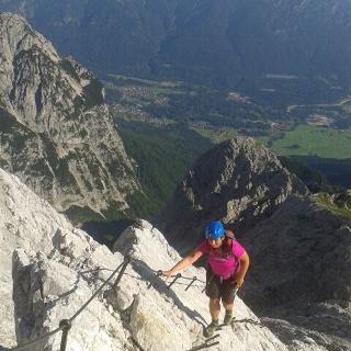 Feratta Klettersteig