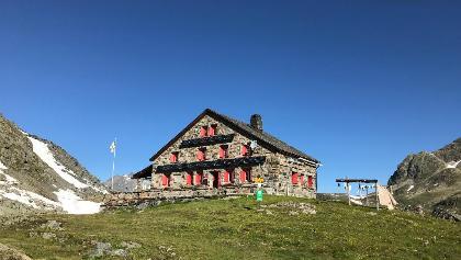 Grialetsch-Hütte