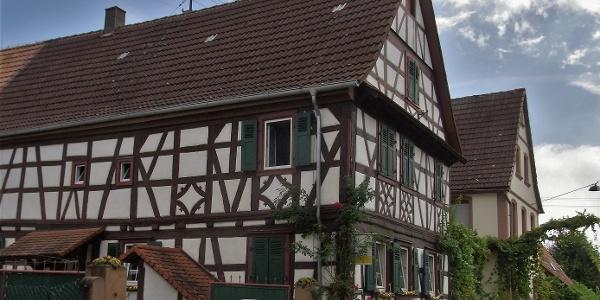 Fachwerk in Rohrbach