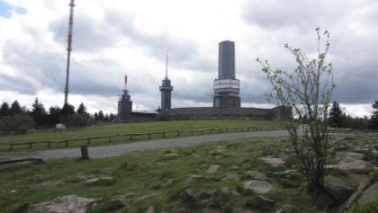 Großer Feldberg (April 2014)