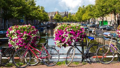 Amsterdam to Bruges Cycling