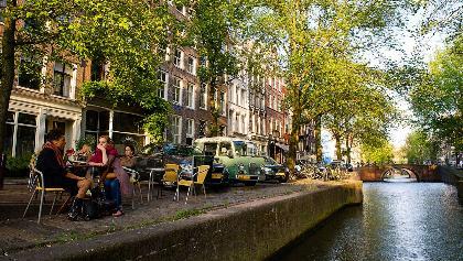 Amsterdam to Gouda