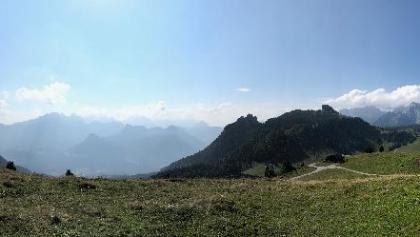 Aussicht nahe Kechtalm