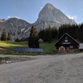 Kalbling von Klinke Hütte