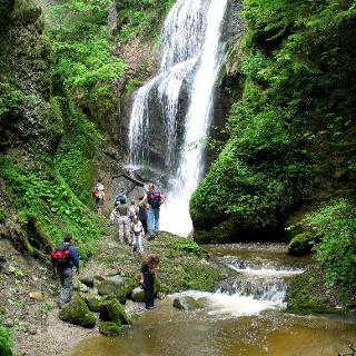 Am Niedersonthofener Wasserfall