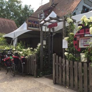 Cafe la Coccinelle (Rolli-WC)