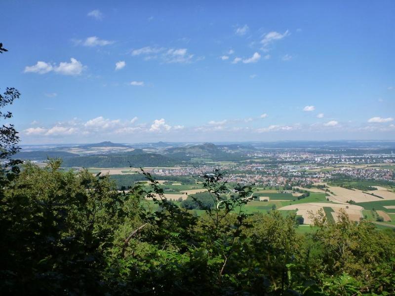 Über die Grüne Grenze - von Gaienhofen (D) nach Ramsen (CH)