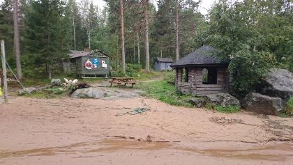 Uimaranta, Öja Bryggan