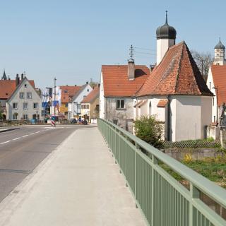 Oettingen i.Bay. Wörnitzbrücke
