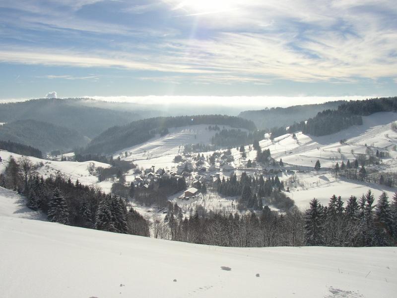 Panorama-Schneeschuhtrail Todtmoos