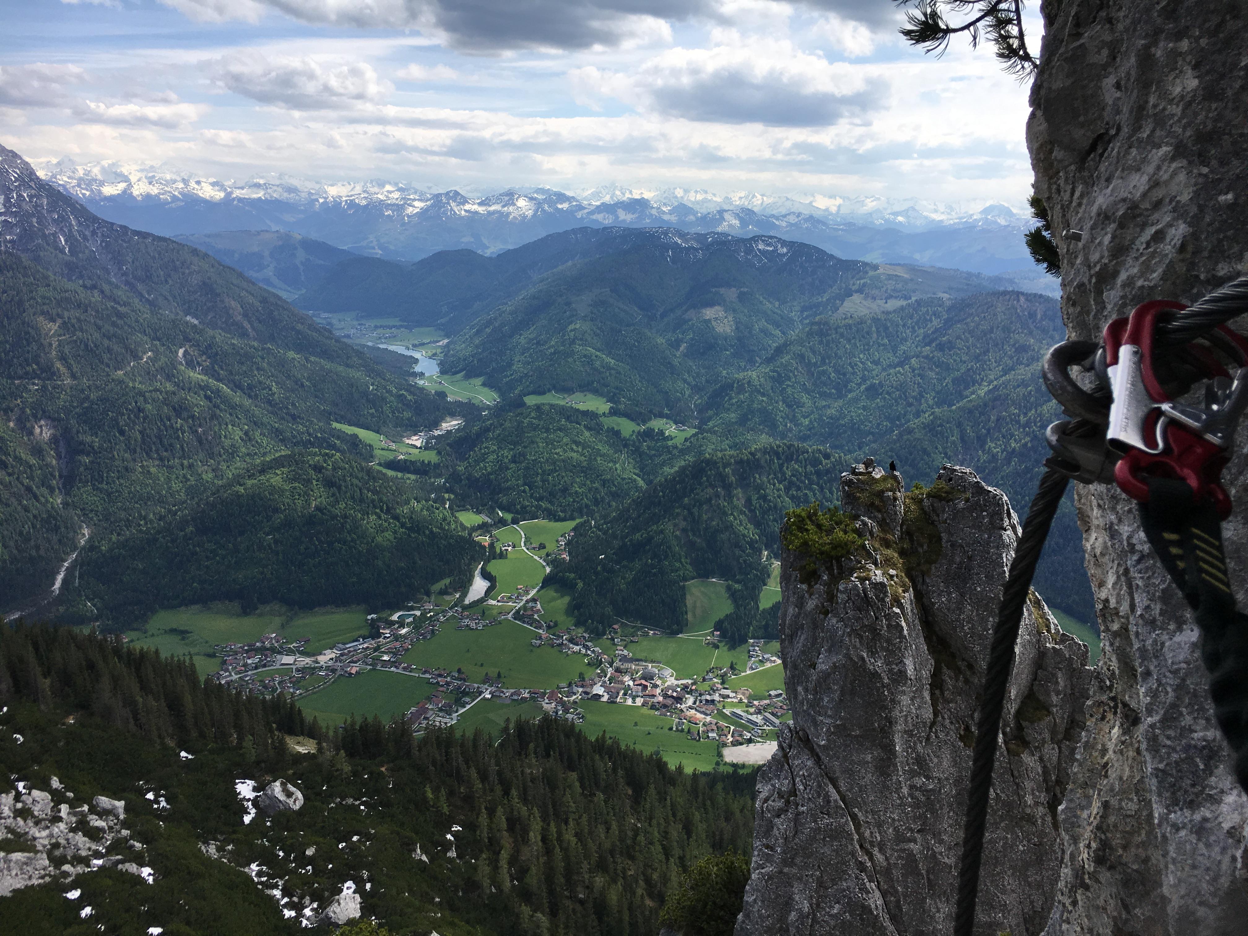 Klettersteig Chiemgau : Die schönsten klettersteige im pillerseetal