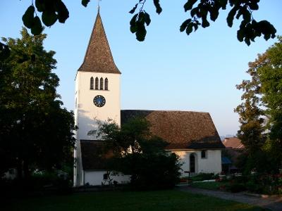 Bernrain Heiligkreuzkapelle