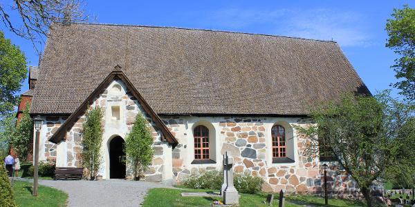 Häverö kyrka