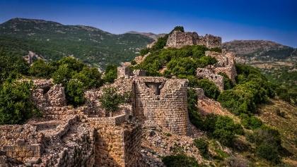 חומות מבצר נמרוד