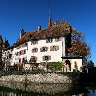 Schloss Landshut.
