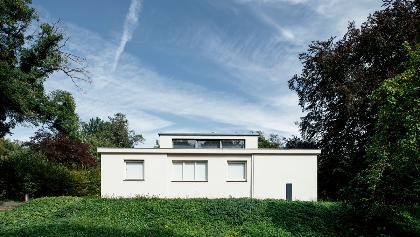 Haus / House am Horn (1923), Architekt / architect: Georg Muche