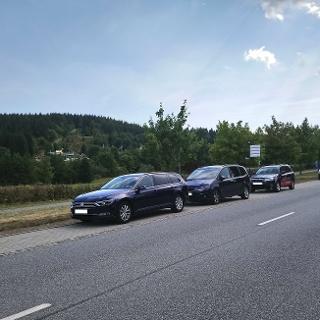 Parkplatz Rehefelder Straße