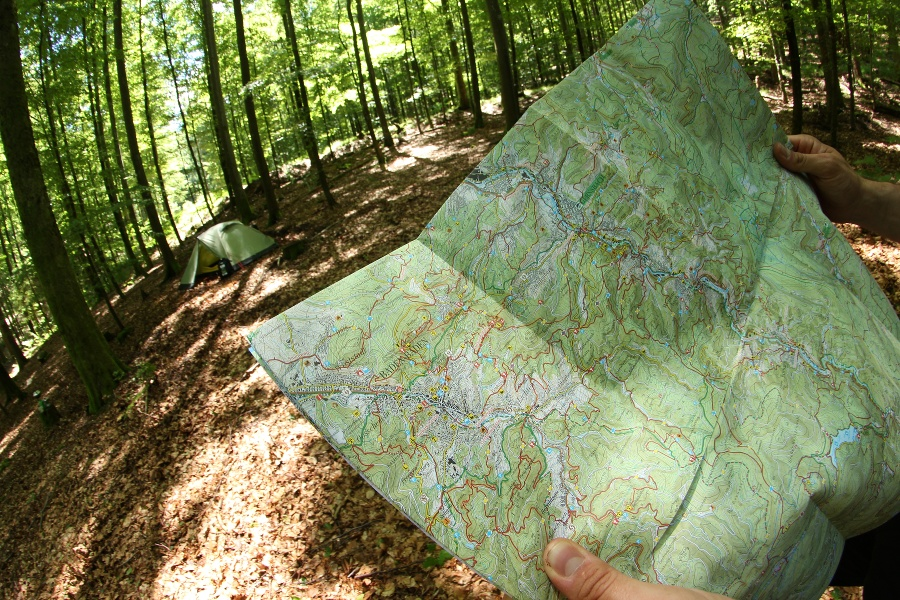 Trekking Forbach - Camp Grimbach