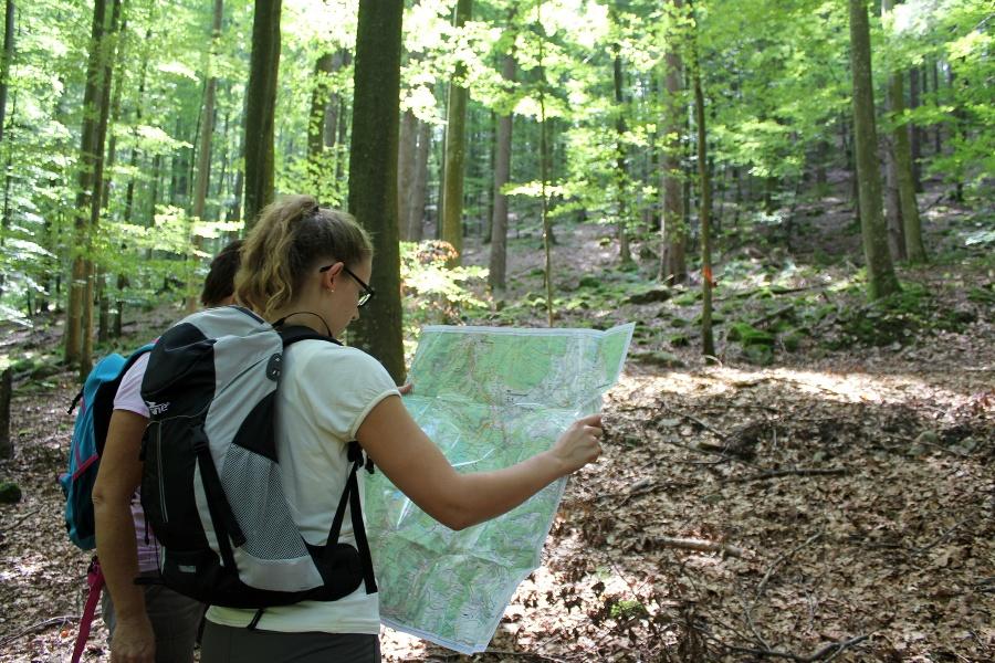 Trekking Camp Grimbach - Forbach