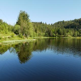 Der Skomakerdiket-See