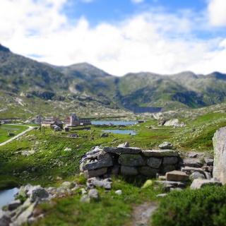 Einer der schönsten und geheimnisvollsten Alpenpässe: Der Gotthard.