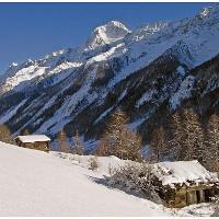 Winterwanderweg Lauchernalp - Kippel
