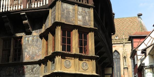 Pfisterhaus in Colmar
