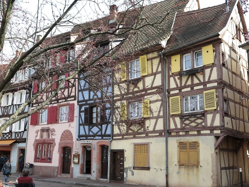 Breisach - Colmar und die Kanalroute