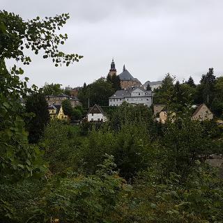 Kirche Schneeberg