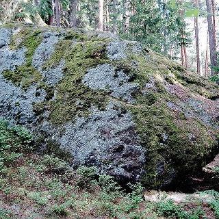 Schalenstein Weiberzahn