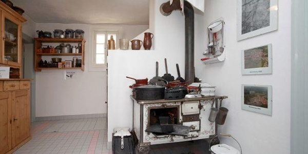 Alter Ofen im Laurentiushof