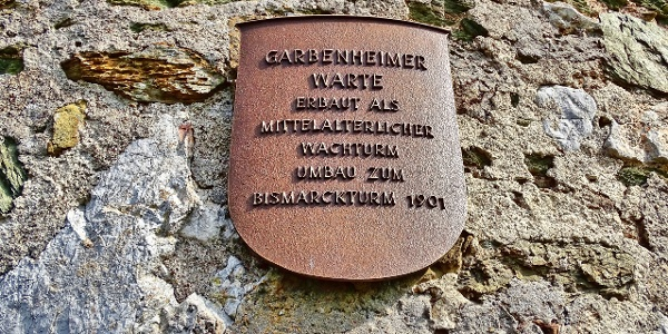 Wetzlar, Garbenheimer Warte