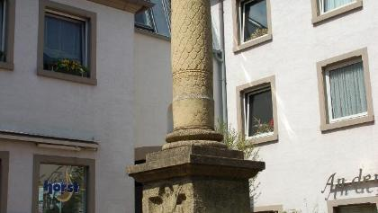 Jupitersäule - Archäologischer Rundweg Bitburg