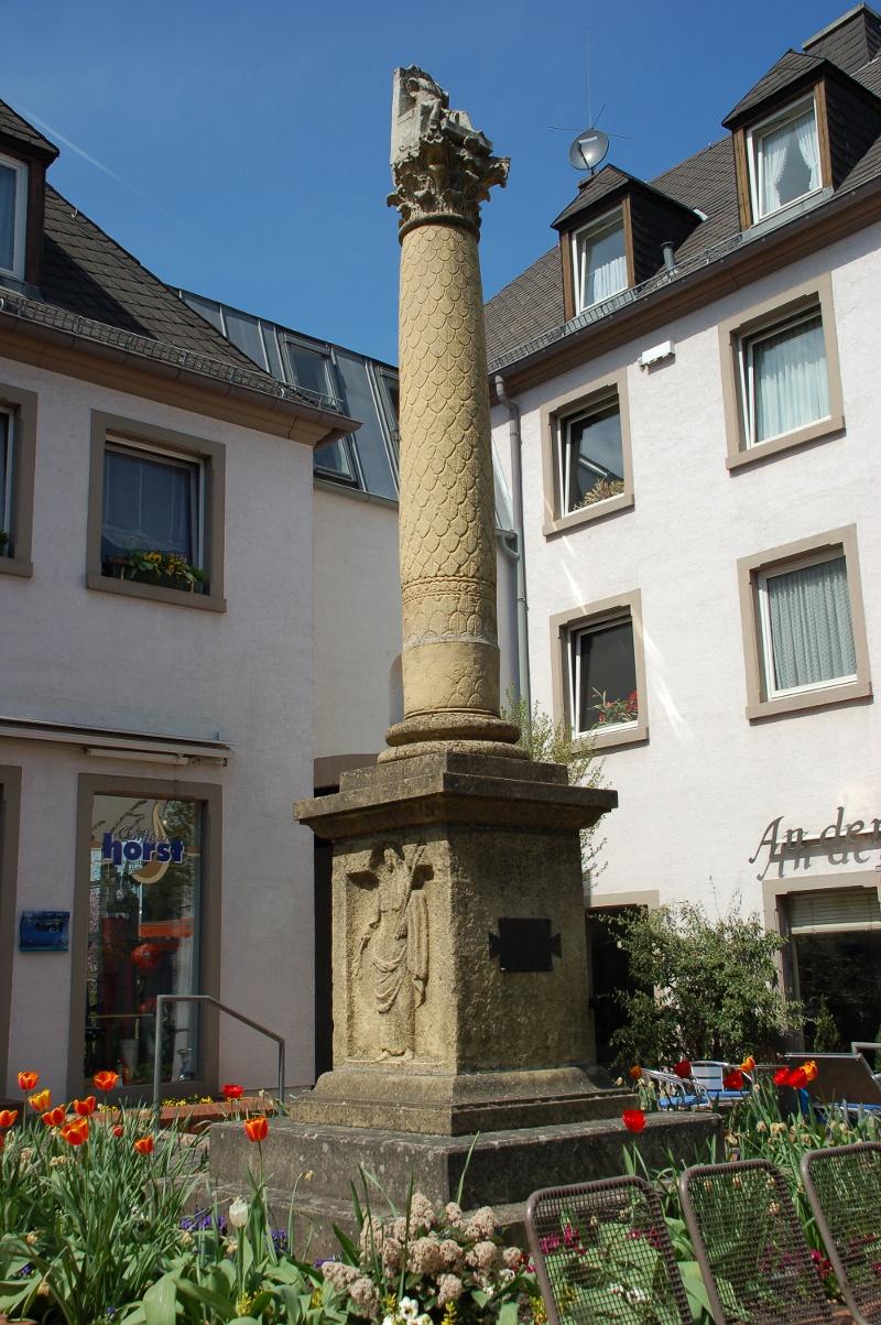 Foto: Jupitersäule - Archäologischer Rundweg Bitburg