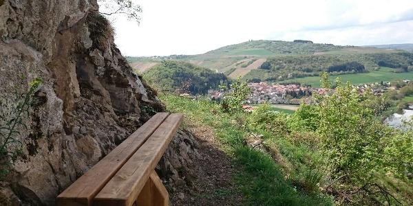 Am Lemberg mit Blick auf Oberhausen