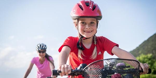 Radeln am Radeln für Kids Abschnitt bei St. Veit an der Gölsen