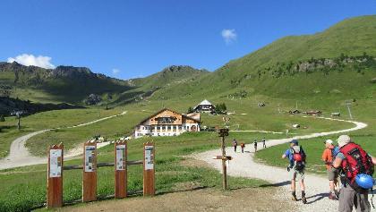 Bergstation Ciampac