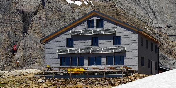 Lötschenpasshütte - Bergtour Lauchernalp - Lötschenpass - Hockenhorn