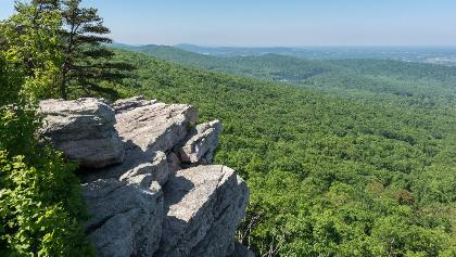 Annapolis Rocks Overlook, MD