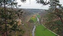 Donauberglandweg 3. Etappe