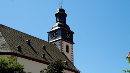 Kirche Dielkirchen