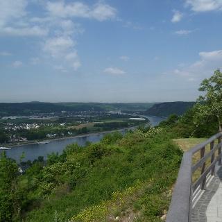Kaiserberg oberhalb von Linz