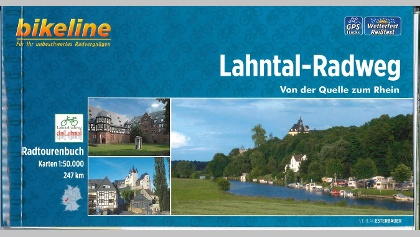 Radtourenbuch Lahntal-Radweg