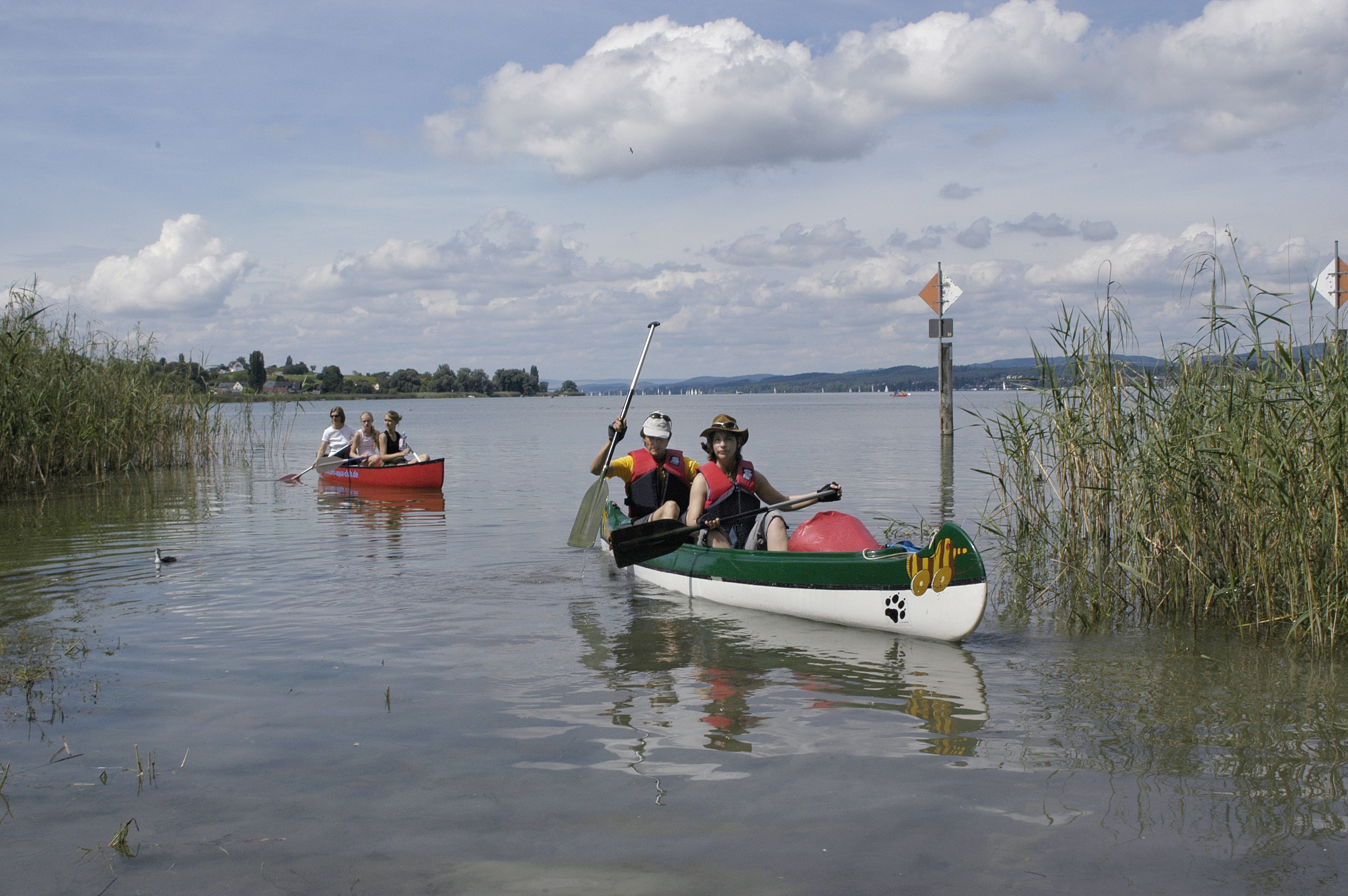 Bruckgraben Insel Reichenau