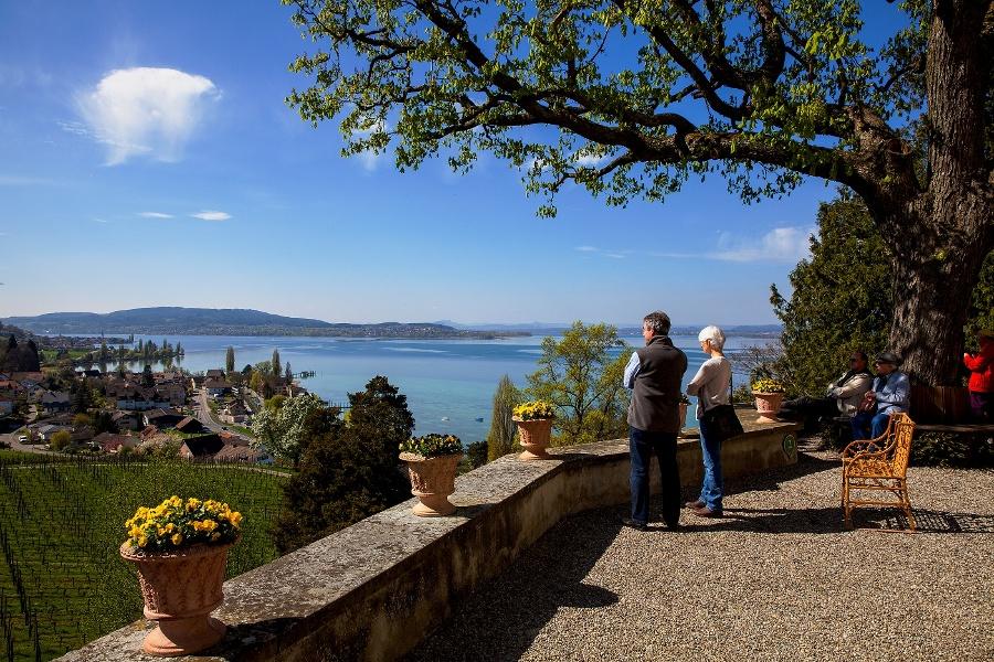 Grenzenloses Garten-Rendezvous am Westlichen Bodensee