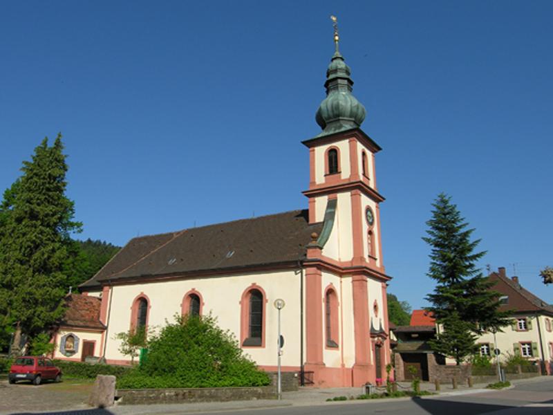 Wallfahrtsweg Michelbach - Moosbronn