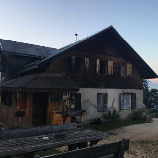 Tschafonhütte