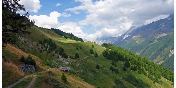 Rundwanderung Lötschenpasshütte