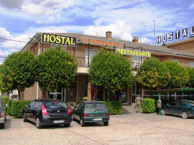 Hostal in Castildelgado