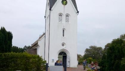 St. Clemens-Kirche, Nebel